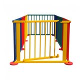 "Playpen - kruipbox ""Octagon"" 7,2m multi-color_"