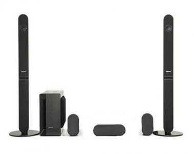 Samsung 5.1 home cinema speaker set.
