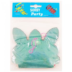 Sorby party slinger groen