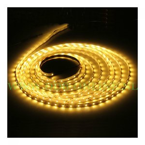 3 meter LED strip geel 180LED + controller, voeding en afstandsbediening