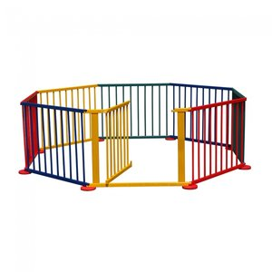 "Playpen - kruipbox ""Octagon"" 7,2m multi-color"