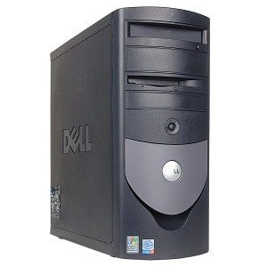 Dell desktop pc Intel Pentium 4  3,2Ghz 2048MB ram, 80GB HDD