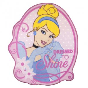 Disney princess Sparkle speelkleed 80 x 69 cm